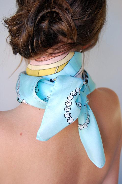 Glamour Silk Scarf