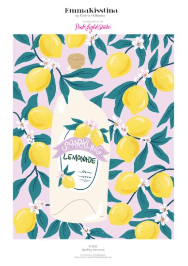 KH285 Sparkling Lemonade