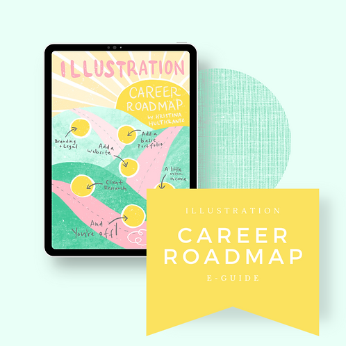 Illustration Career Roadmap
