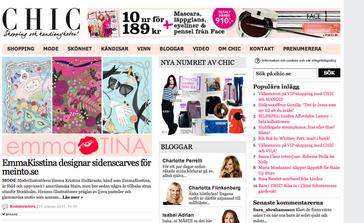 Chic Magazine Online
