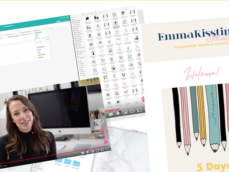 My #1 tool for keeping my entire creative business organized!