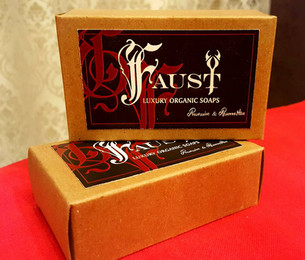 FAUST Luxury Organic Soaps