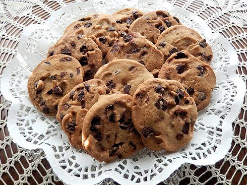 Homestyle Chocolate Chip Cookies - 1 Dozen
