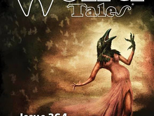 Weird Tales Magazine Cover Reveal