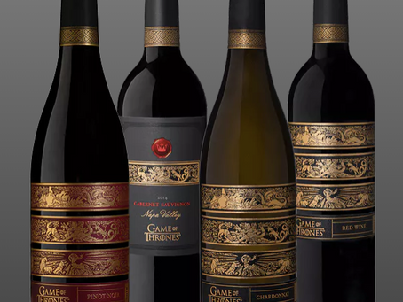 Winter is Coming With GoT Wines