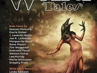 Black Gate Gives Weird Tales Magazine a Rave Review