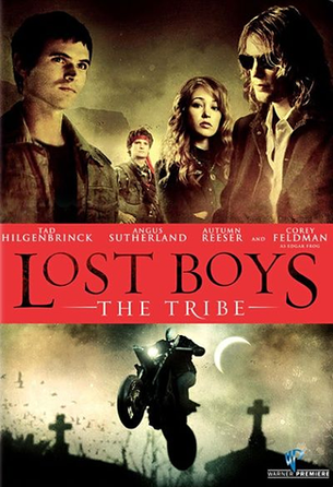 "MOVIE REVIEW:  ""Lost Boys II: The Tribe"""