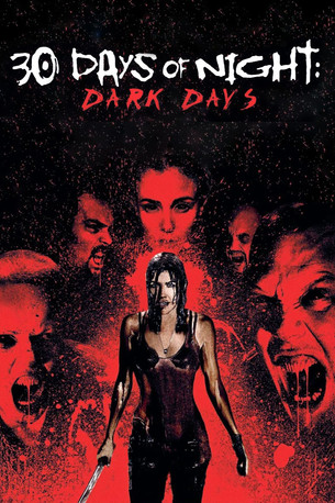 MOVIE REVIEW: 30 Days of Night—Dark Days
