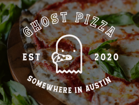 Ghost Pizza Austin is Spookily Delicious
