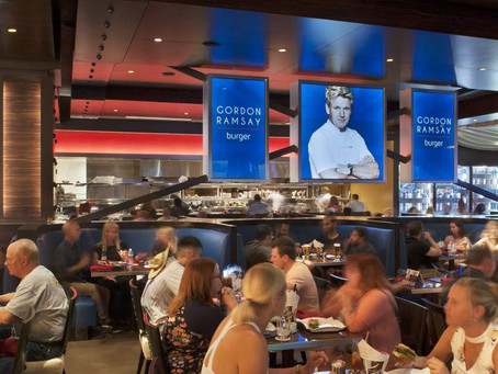 "Gordon Ramsay's ""Burger"" Has Best Burgers in Las Vegas"