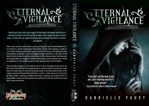 Gorgeous Cover Art For Eternal Vigilance Meditations on Darkness