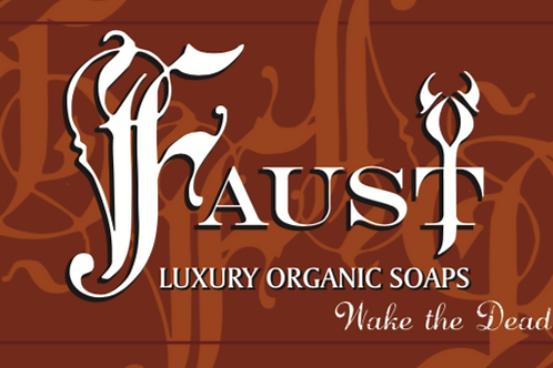 FAUST Luxury Soaps - Wake the Dead