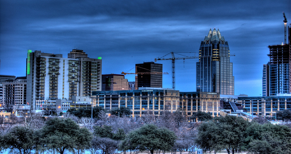 Downtown Austin - Photo by joey.parsons
