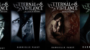 Eternal Vigilance Holiday Book Promotion