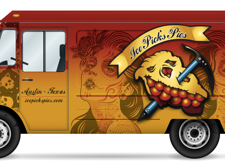 Ice Pick's Pies Food Truck Fundraiser