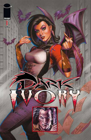 COMIC REVIEW: Dark Ivory