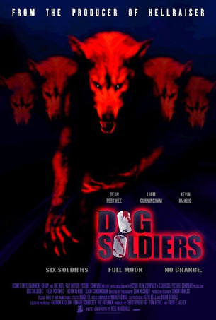 DVD REVIEW:  Dog Soldiers