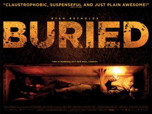 "The Extraordinarily Claustrophobic Terror of ""Buried"""