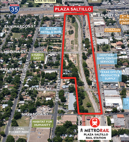 Plaza Saltillo Development