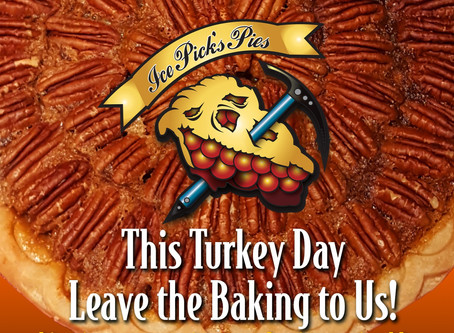 This Thanksgiving Leave the Baking to Ice Pick's Pies