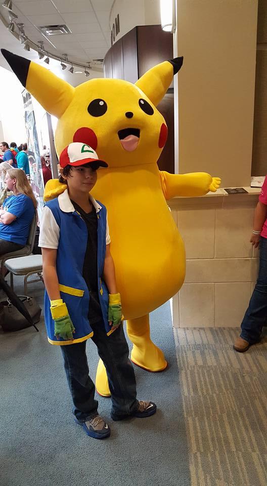 CTC GeekFest Pokemon