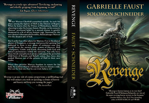 REVENGE Book Release Updates