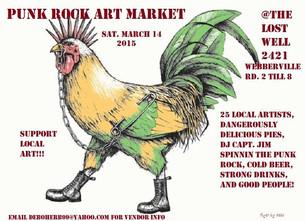 HavenCon and Punk Rock Art Market