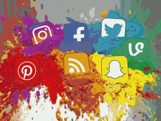 Follow Us All Over Social Media