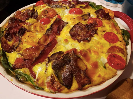 Fast and Fabulous Frittata