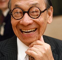 Happy 99th Birthday I.M. Pei
