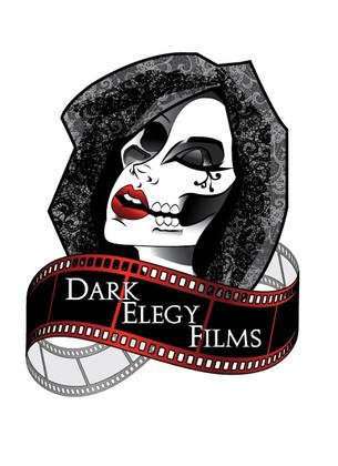 Dark Elegy Films Logo Design