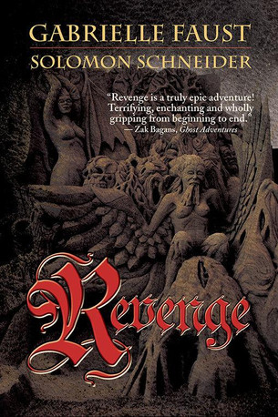 Win an iTunes eBook of Revenge