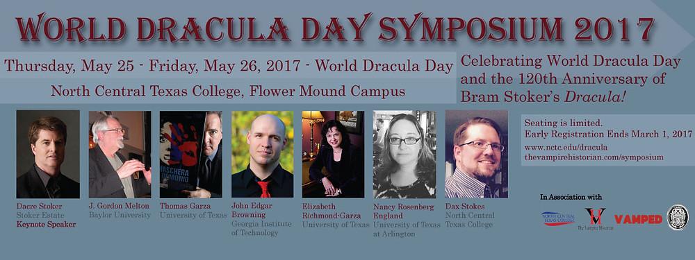 World Dracula Day Symposium 2017