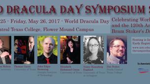 World Dracula Day Symposium