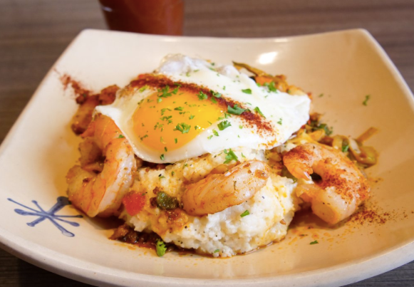 Snooze Sparkles with Delicious South Austin Creativity