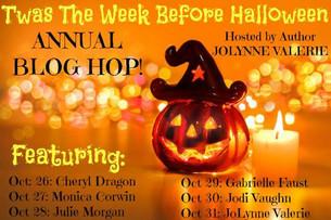 Halloween Blog Hop: Day 2
