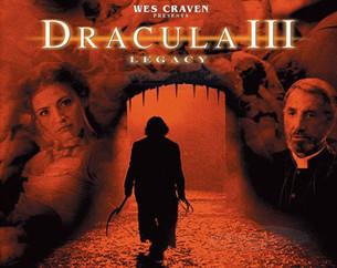 DVD REVIEW: Dracula III: Legacy