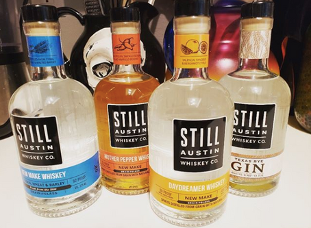 Craft Cocktails and Pie at Still Austin Whiskey Company April 13th