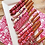 Thumbnail: Chocolate Dipped Pretzel Rods - 24 count