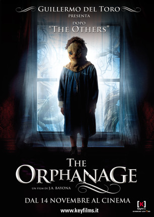 DVD REVIEW:  The Orphanage