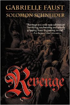 "Free Sample Chapters of Novel ""Revenge"""