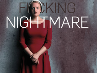 The Handmaid's Tale Was Supposed to be Fiction...