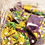 Thumbnail: Mardi Gras Chocolate Bark - 1 Pound