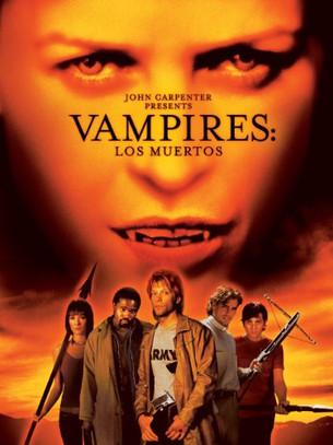 DVD REVIEW: Vampires: Los Muertos