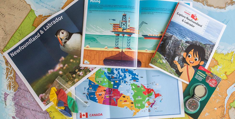Explore Newfoundland & Labrador