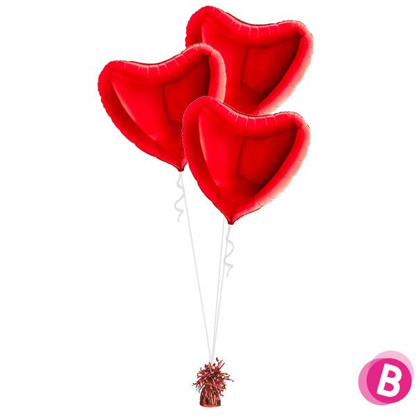 bouquet-de-ballons-triple-coeurs-rouge