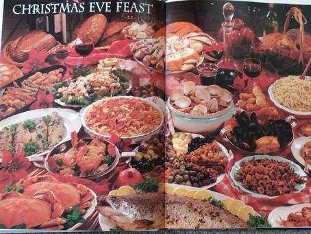 CHRISTMAS EVE FEAST – DECEMBER 2020