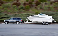 Pulling a boat to store in a storage unit