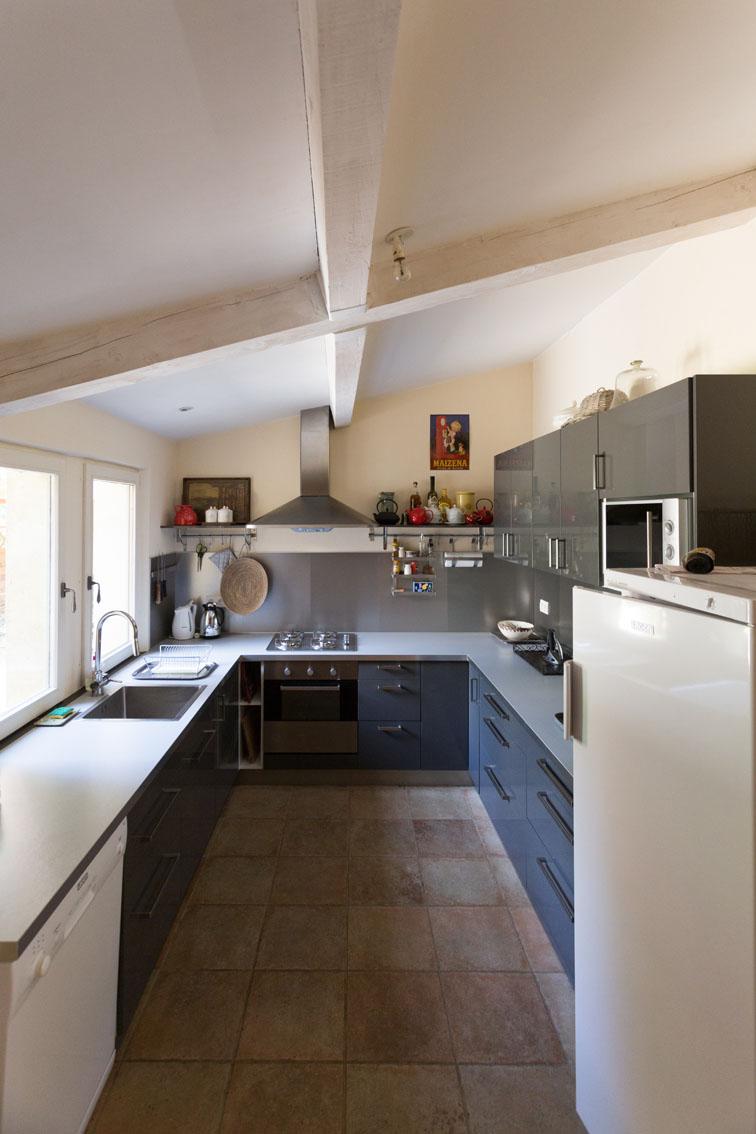 La cuisine annexe - © S. Morlier