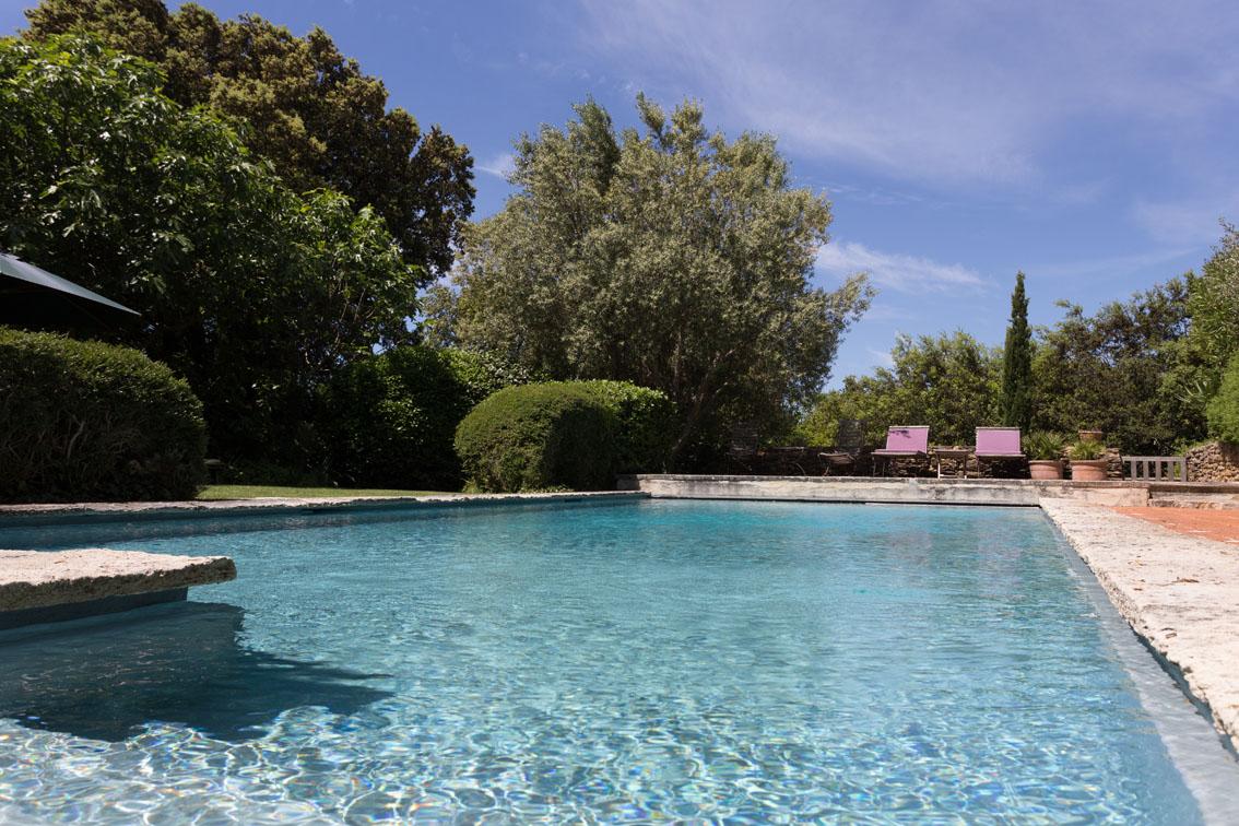 La piscine - © S. Morlier